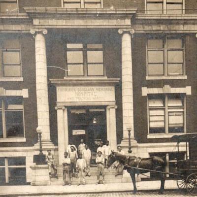 Douglass Hospital, Af Am Museum .jpg